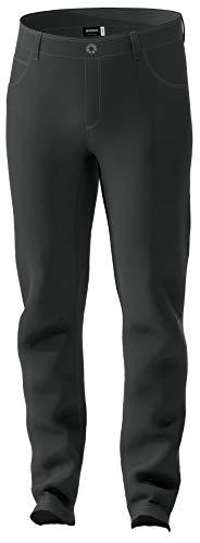 Zimtstern Herren Pedalz Chino Pants Hose, Pirate Black, L