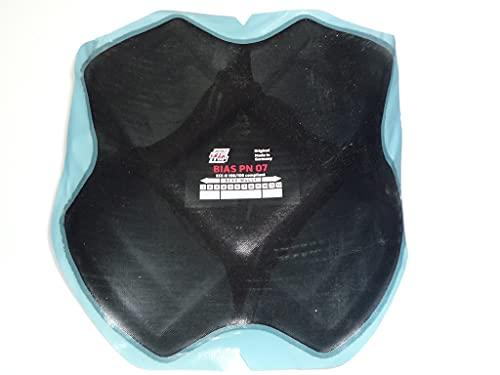 Tip Top Parches de reparación Diagonal PN 07, 1 unidad, para reparación de neumáticos