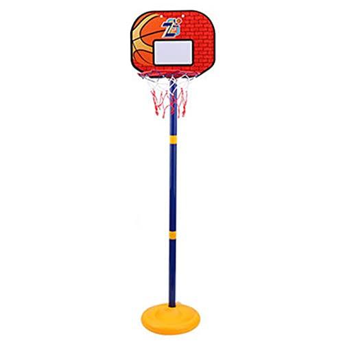 Soporte de Baloncesto portátil Soporte de Baloncesto portátil para niños, Soporte de Baloncesto Desmontable, Marco de Tiro Interior, Buen Juguete para Padres e Hijos