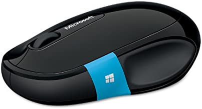Sculpt Comfort Mouse Win7/8 Bluetooth EN/XC/XX AMER Hdwr Black H3S-00003