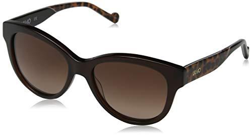 Liu Jo Damen Lj683S 210 55 Sonnenbrille, Braun (Brown)