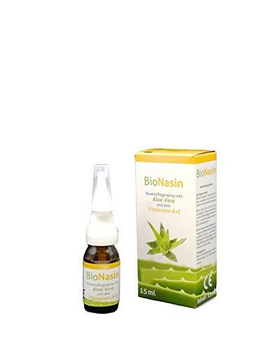 BioNasin Nasenpflegespray, 15 ml