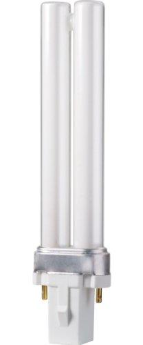 Philips 230227 7-Watt PL-S 27K Compact Fluorescent