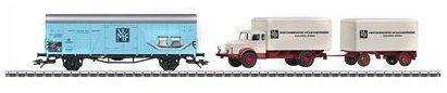 48110 - Märklin H0 - Museumswagen-Set H0 2010 Bauart Rastatt