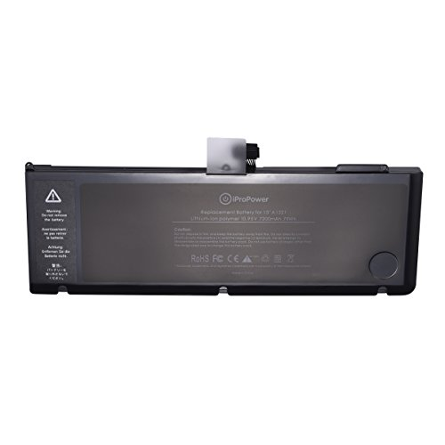 A1321 Replacement Battery for Macbook Pro 15' inch A1286 (only for 2009 2010 Version)