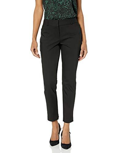 Karl Lagerfeld Damen Slimming Cotton Pant Unterhose, schwarz, 36