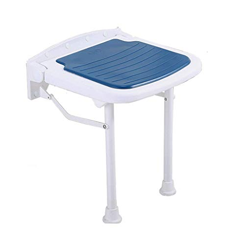 Why Should You Buy LXJY Shower Chair Wall-Mounted Folding Shower seat Folding Shower Chair
