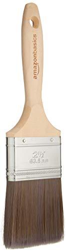 Amazon Basics - Pincel de extremo plano profesional 6.35 cm
