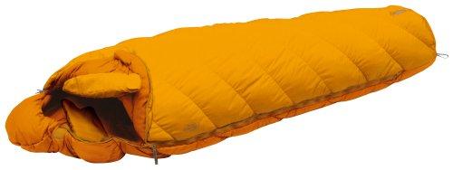 モンベル(mont-bell) 寝袋 バロウバッグ #2 サンフラワー 右ジップ [最低使用温度-4度] 1121272 SUF R/ZIP
