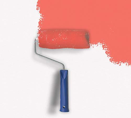 A.S. Création Malervlies Makulaturvlies Vliesfaser Renoviervlies, überstreichbar, rissüberbrückend, Großrolle 25,00 m Länge x 1,00 m Breite, 120 g/m², weiß - 2