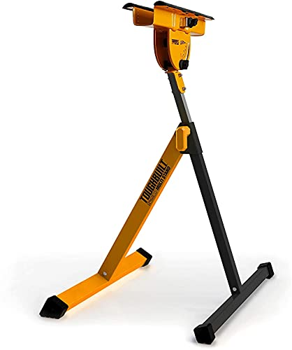 ToughBuilt - Multi Stand Saw Stand - Low Friction Slides, Security Clamps with Removable Rubber Clamp Faces - (TB-S230)