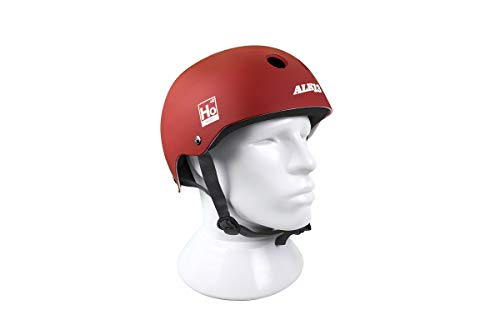 ALK13 casque WakeBoard H20+ (RED MAT, Small)