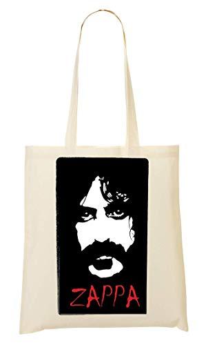 Wicked Design Frank Zappa Shade Tragetasche Einkaufstasche