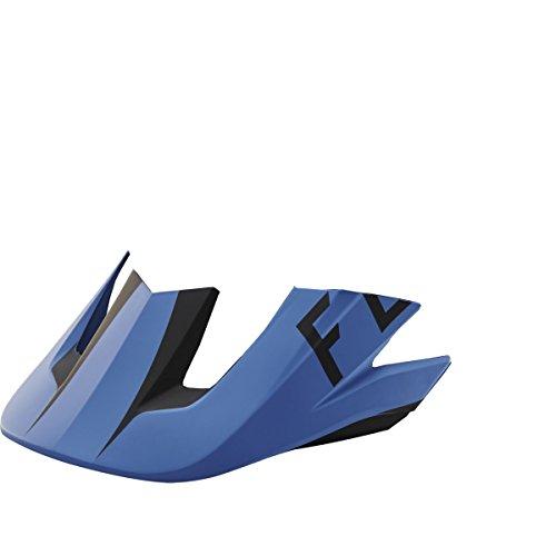 Fox visiera per casco metah Flow Blue/Black 20307–023di OS, Multi Colored, dimensioni OS