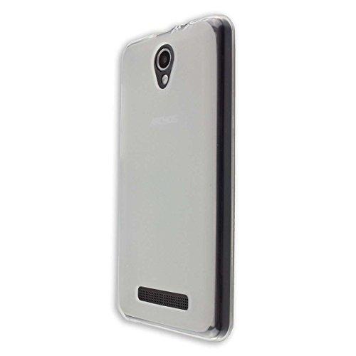 caseroxx TPU-Hülle für Archos Access 50 Color 3G, Tasche (TPU-Hülle in transparent)