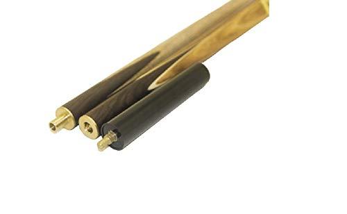 Taco De Sinuca Profissional Em Ash SD01-1,45 m; 9,3-9,6 mm; 490-540 g; Rosca 3/4 Com Extensor.