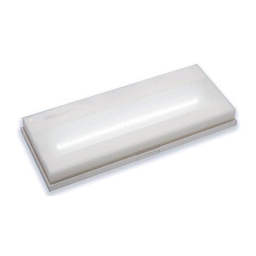 Perry 1lef150l0lámpara de Emergencia LED, Blanco