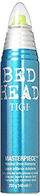 Tigi Bed Head Masterpiece Massive Shine Hairspray - 9.5 Oz (2 PACK)