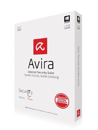 Avira Internet Security Suite 2014 OEM - 1 User 1 Jahr