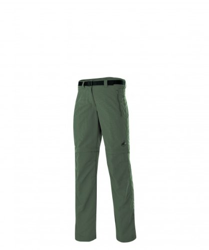 Mammut Glider Zip Off Plus Women's Pants Dark Beige 42