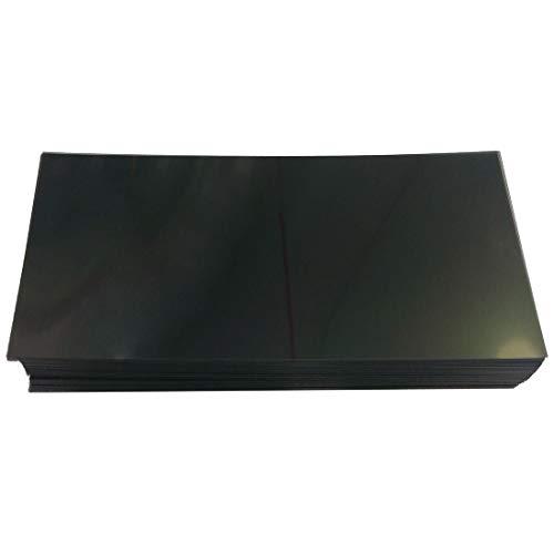 GBHGBH 100 Piezas Película polarizantede FiltroLCDpara Sony Xperia Z3 Compact