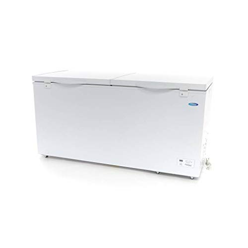 Digital Deluxe Gefriertruhe/Tiefkühltruhe 502L