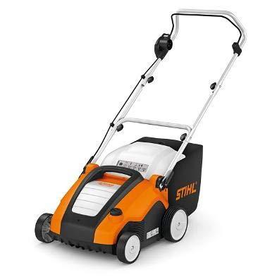 Stihl RLE 240 230V, 1.5KW / Gewicht 16KG, elektrischer ARCHITEKTOR, Arbeitsbreite 34CM, 20 Klingen (Roller mit Klingen).