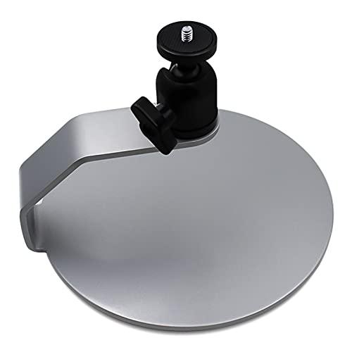Atriles para proyectores Proyector de soporte de soporte de escritorio Mini proyector Proyector Ajustable Proyectores ajustables Soporte Ajustable 360 ° Ángulo Mantenga de hasta 11 libras Soportes p