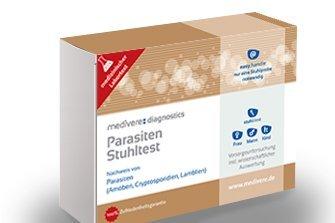 Medivere Darm Parasiten Test