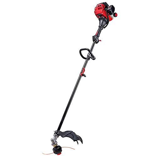 CRAFTSMAN WS210 25-cc 2-Cycle 17-in Straight Shaft Gas String Trimmer with Attachment and Edger Capability