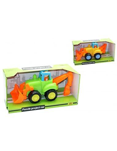 Kidz Corner- Tractor Duplo (441801)