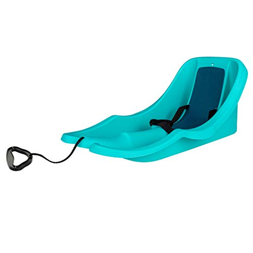 Gizmo Riders Baby Rider Toddler Sled- Pull Snow Sleigh for Babies and...