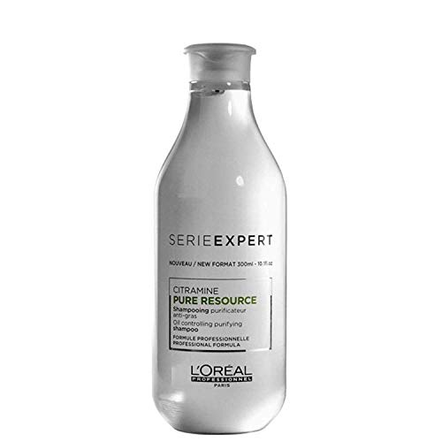 L'Oréal Professionnel Serie Expert Citramine Pure Resource Shampoo, 1er Pack (1 x 300 ml)