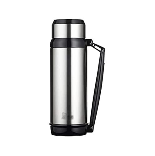 WGLL El Mejor Termo de café de Acero Inoxidable, Nueva Pared Triple aislada, Caliente y fría Durante Horas, Ciclismo, Mochila, Camping, Oficina o Coche