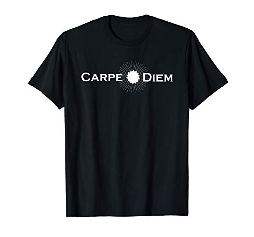 Carpe Diem - Latín Camiseta