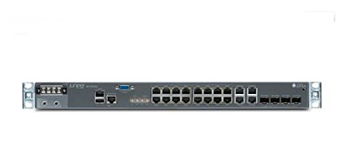 Juniper ACX1000 Router, vernetzt, Grau – angeschlossene Router (Gigabit Ethernet, 10/100/1000Base-T(X), 10,100,1000 Mbit/s, Grau, 1U, 50W)