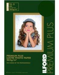Ilford A4Premium Lustre perla papel fotográfico 265g Pack de 20