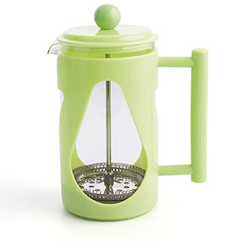 QUID VITA - Cafetera Verde Émbolo 60Cl
