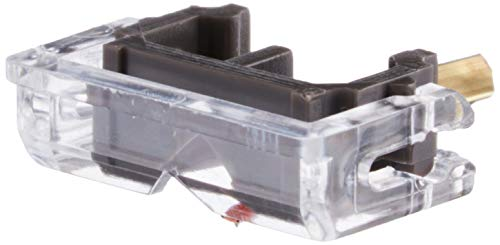 JICO レコード針 SHURE N-44G/DJ用交換針 丸針 針カバー付 192-44G/DJ IMP