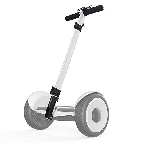 Dual Purpose Scooter Handlebar for miniPRO miniLITE Ninebot S Scooter with Phone Mount, Handle Bracket with Knee Control, Self Balance Hoverboard Handle Bar Handle Bracket