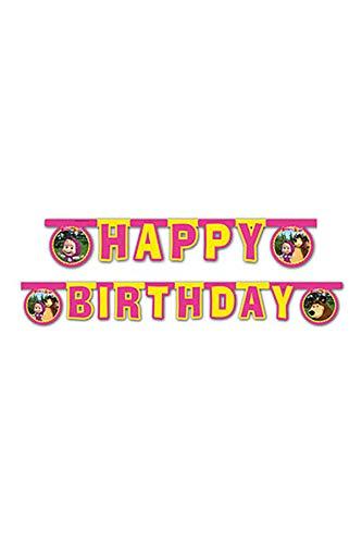 Ciao- Disney Filare Happy Birthday, Multicolore, 86564