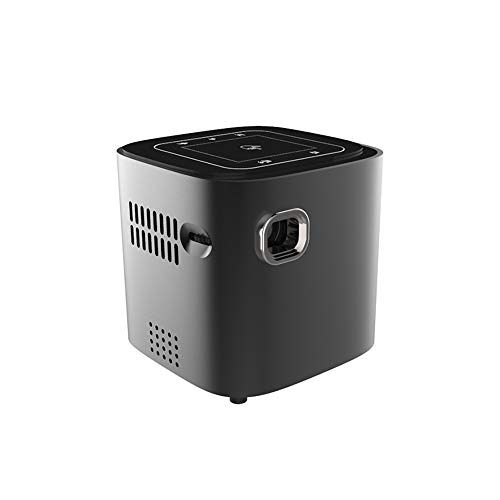 Fantastic Prices! Mini Portable 50 ANSI Lumens DLP Smart Projector with Remote Control & Holder, And...
