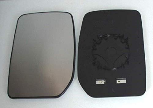 Spiegel Spiegelglas Links beheizbar für Außenspiegel elektrisch und manuell verstellbar geeignet Achtung Baujahrbeschränkung in der Beschreibung beachten