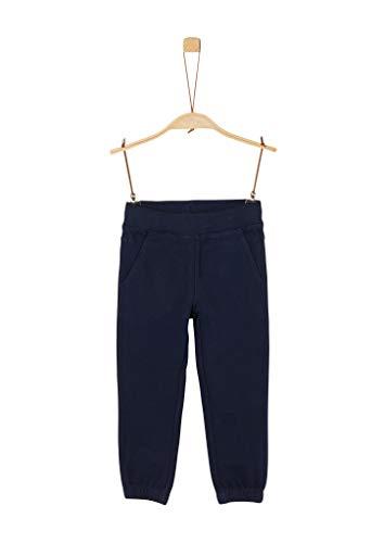 s.Oliver Jungen Bequeme Sweatpants dark blue 122.REG