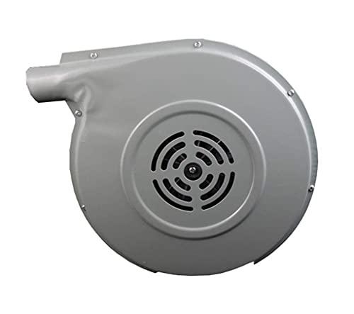 YLKCU Soplador de forja eléctrico Blacksmith, para Estufas de Cocina, hogar de Alta Potencia, eficiente y rápido, Bomba de Aire centrífuga de 125 W