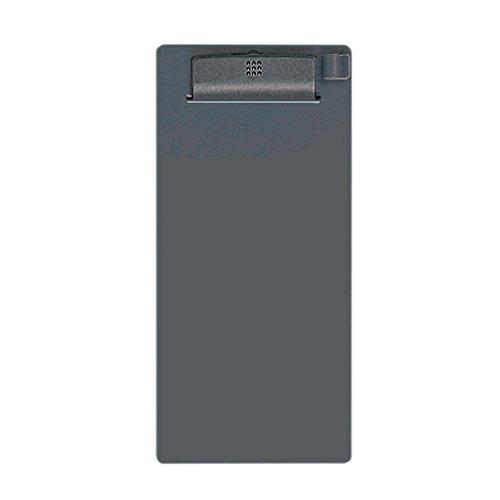 コクヨ クリップボード E A5変形 110×235mm 短辺とじ ダークグレー ヨハ-61DM