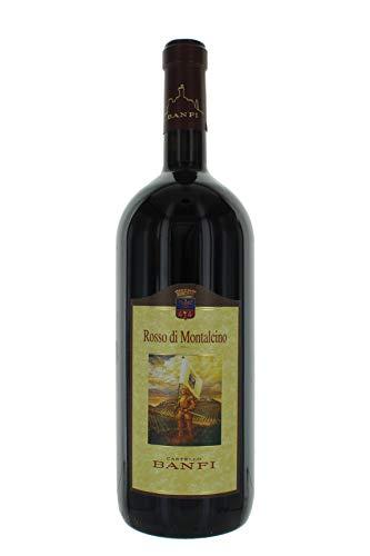 Rosso Di Montalcino Castello Banfi 2016 Magnum 1,5Lt Doc Cassetta Legno