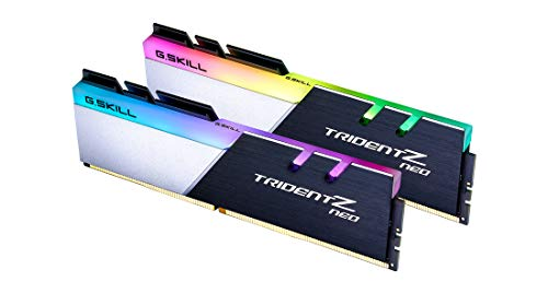 G.Skill Trident Z Neo F4-3600C14D-32GTZNA - Módulo de memoria (32 GB, 2 x 16 GB, DDR4 3600 MHz)