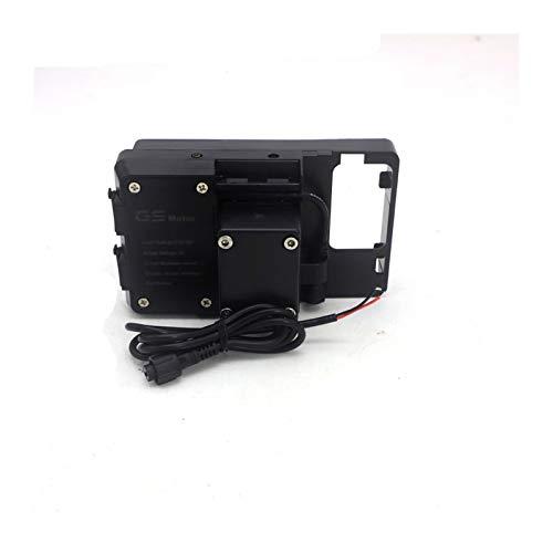 Xuefeng Pantalón de navegación de la Motocicleta GPS Frontal Teléfono de Viaje Fijo USB USB Fast Cargo para BMW R1200GS LC ADV 2013-2018 R1250GS 18-2019 (Color : C)
