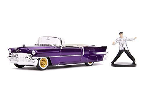 1956 Cadillac Eldorado W/Elvis Figur